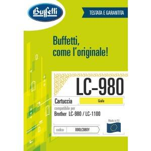 COMP BROTHER LC-980 GIALLO